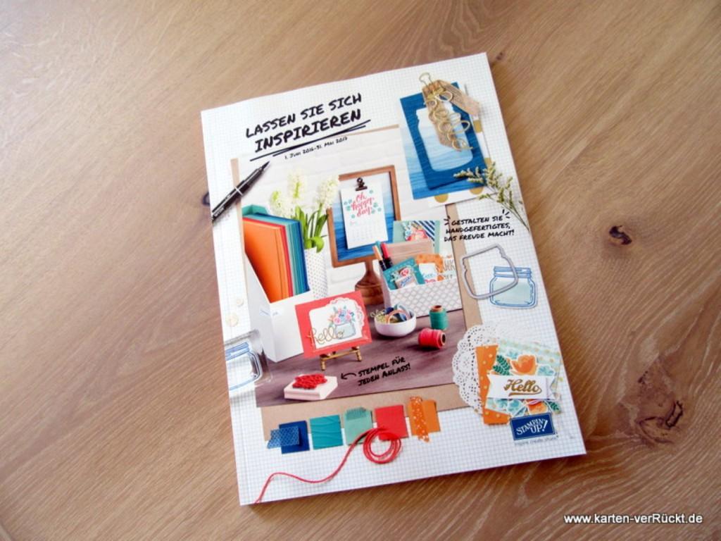 Stampin Up Jahres Katalog 2016/2017