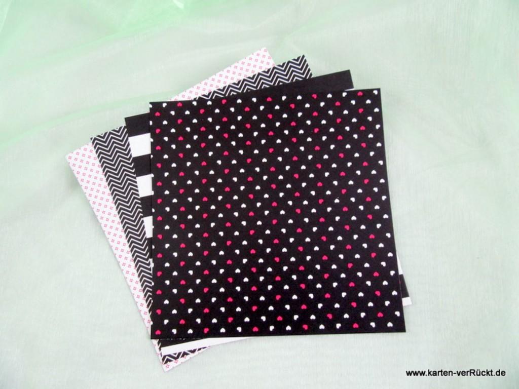 Pink mit Pep DP Stampin Up
