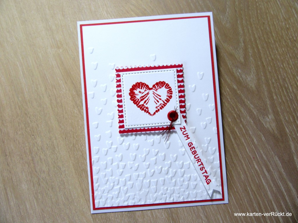Stempelset Tie Dyed Stampin Up