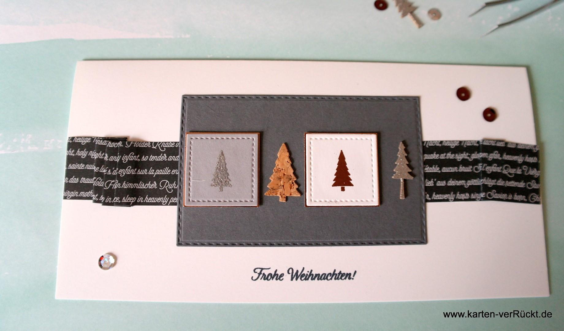 Wunderbar Edle Weihnachtskarten Basteln Ideen Von Bis Später Und Ich Verspreche Euch Eine