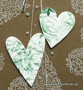 Hochzeitskarten Stampin Up Karten Verruckt